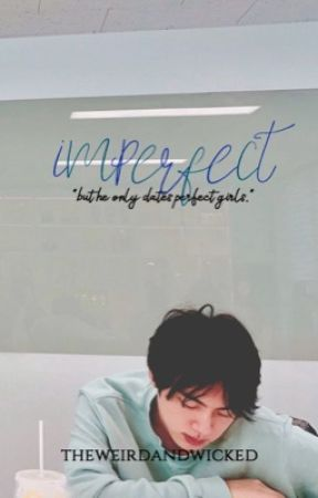 imperfect | k.sj ✍︎ by theweirdandwicked