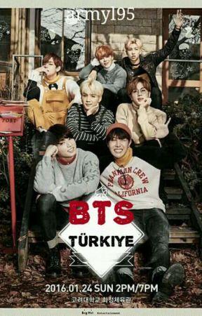 BTS//Türkiye by armyl95