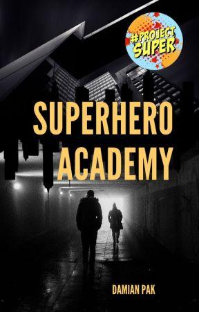 Superhero Academy by HeroBreaker