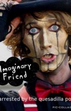 Imaginary Friend  by sm4shm4n