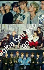 imagina con exo , bts y got7 by jessi_kpop