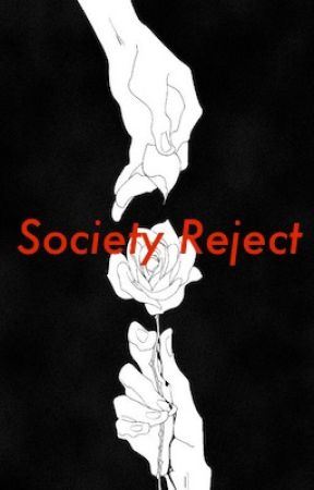 society reject (a collection of lyrics) by traphouseava