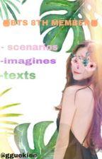BTS 8th member || scenarios by ggeukiee