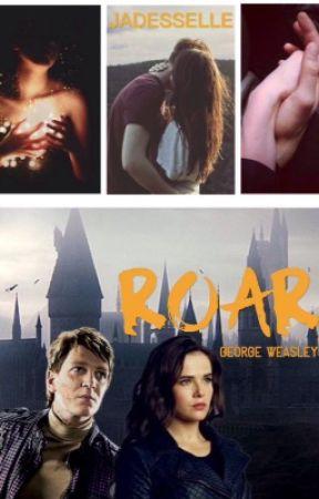Roar   George Weasley by Jadesselle