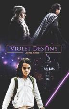 Violet destiny ( Kylo Ren ) by _MissQuill_