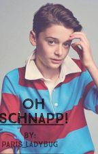 OH SCHNAPP! ( Noah Schnapp x Reader) by Paris_Ladybug