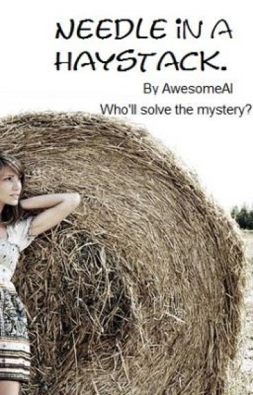 Needle in a Haystack- Book one of the Manipulated Mysteries series