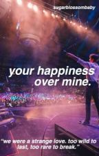 YOUR HAPPINESS OVER MINE ↠ DANIEL SEAVEY by samifeli