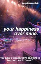 YOUR HAPPINESS OVER MINE ↠ DANIEL SEAVEY by samifeli