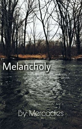 Melancholy by A3STH3T3