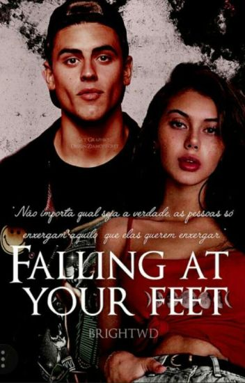 falling at your feet ಌ jfg