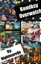 komiksy OverWatch  by NightmareQa