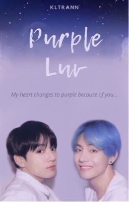 VKook | Text | Purple Luv