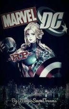 Marvel DC -RP- #2  by MagicSnowDreams