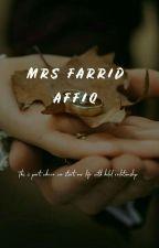 Mrs Farrid Affiq by atqhnr