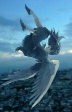 Девочка, которая имела крылья. by 1NoticemeSempai