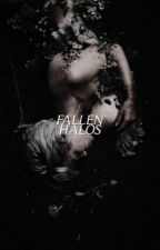 FALLEN HALOS  |  GRAPHIC BOOK by postmortvms