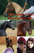 J.O.P Stable: The Twin Saga (Book 3: Polo Boys and Foal Toys by Dressage_Queen