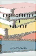 Best Stories in Wattpad by etherealjikook