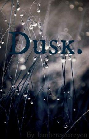 Dusk by iamheresoareyou