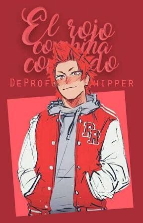 🍁El rojo combina con todo🍁 HIATUS by DeProfesionShipper