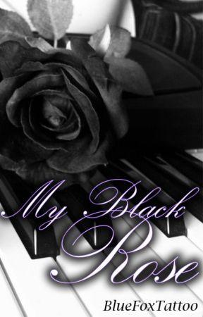 Μαύρο μου Ρόδο by BlueFoxTattoo