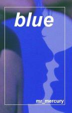 BLUE  |  Yoonmin. by mr_mercury