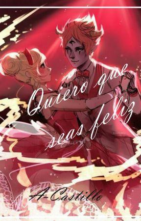 ☆Quiero Que Seas Feliz.☆ One-Shot ☆ TomStar ☆ by A-Castillo
