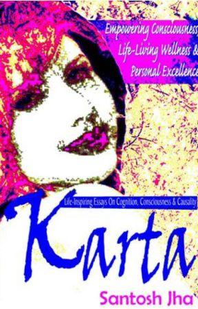 Karta Lifeinspiring Essays On Cognition Consciousness  Causality  Karta Lifeinspiring Essays On Cognition Consciousness  Causality
