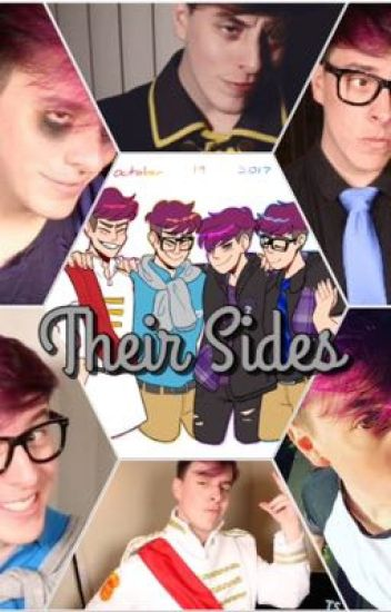 Their Sides (Thomas Sanders/Sides x Reader)   [SLOW UPDATES