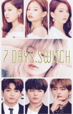 7 days Switch [Lisa Fanfiction] by AgentGrim