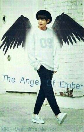 The Angel of Ember (Kim TaeHyung//V) by MRS_MuffinManMendes