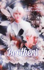 Brothers ||Suga × Woozi|| by Carat_17teen