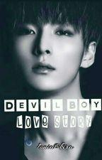 Devil Boy Love Story by loNiaAkira