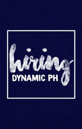 DYNAMIC PH: HIRING ! by Dynamic_PH