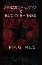 Sebastian Stan & Bucky Barnes Imagines by LittleSebby