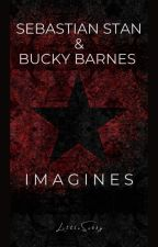 Sebastian Stan & Bucky Barnes Imagines by LittleSebby