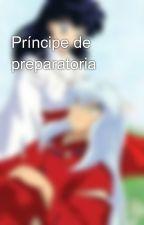 Príncipe de perparatoria by Oshikon