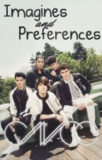 CNCO Imagines and Preferences by Mariana_Colon