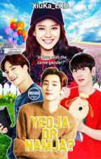 ?Yeoja Or Namja?!?!?✔✔ by XiuKa_EXO