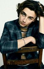 Timothee Chalamet imagines  by AndreaUhmmmOk