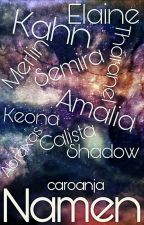 Namen by caroanja