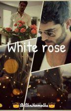 White rose by BVBknihomolka