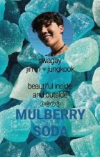 Mulberry Soda × jikook by swagay