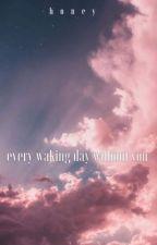 every waking day without you || ziam au by liamsmainbitch