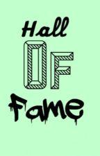 HALL OF FAME [social media] by -Light_saber