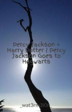 Percy Jackson + Harry Potter | Percy Jackson Goes to Hogwarts by _wat3rm3l0n_