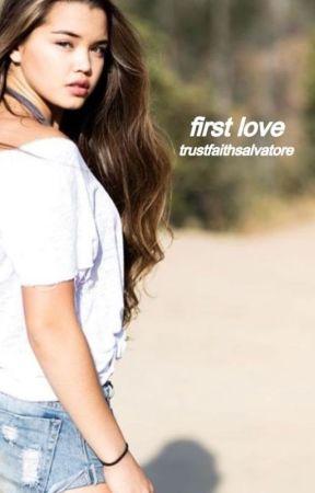FIRST LOVE    RENESMEE CULLEN by TrustFaithSalvatore