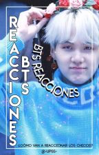 : · * BTS Reacciones * · : by -Upss-