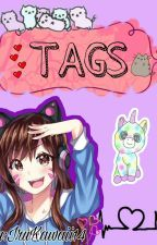 ♡Tags♡ by IruKawaii14